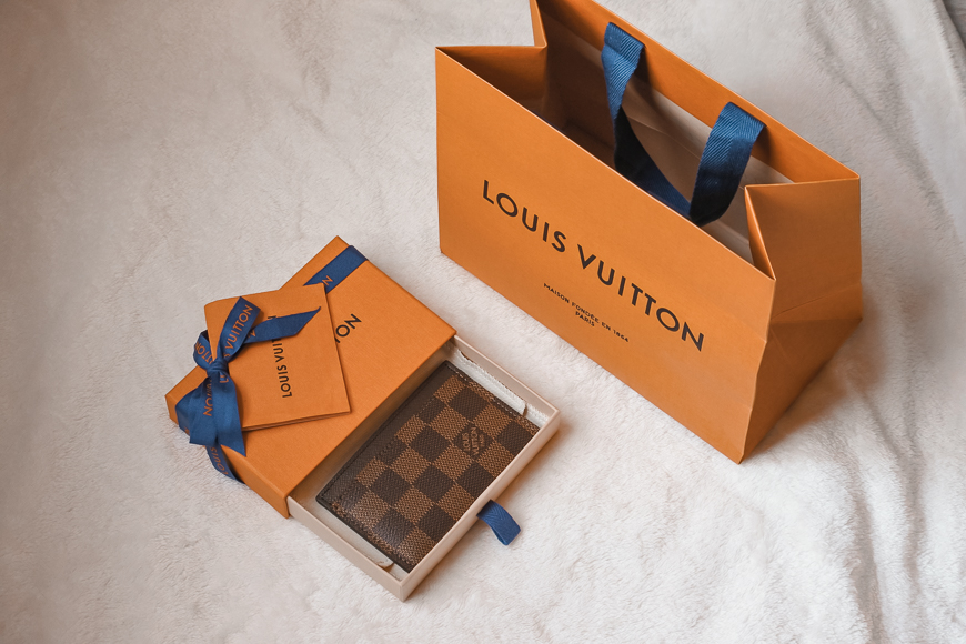 porte-cartes Louis Vuitton