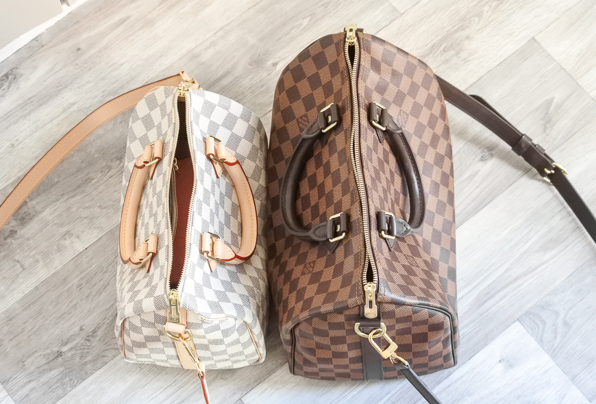 sac damier azur Louis Vuitton
