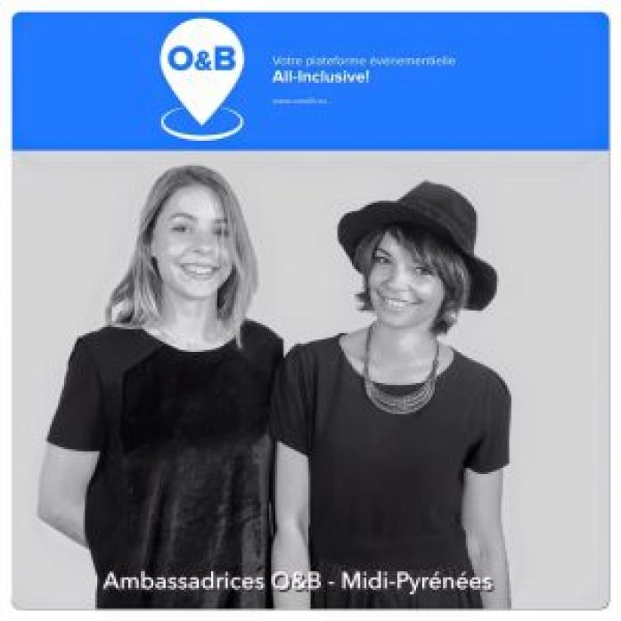 O and B, plateforme évènementielle