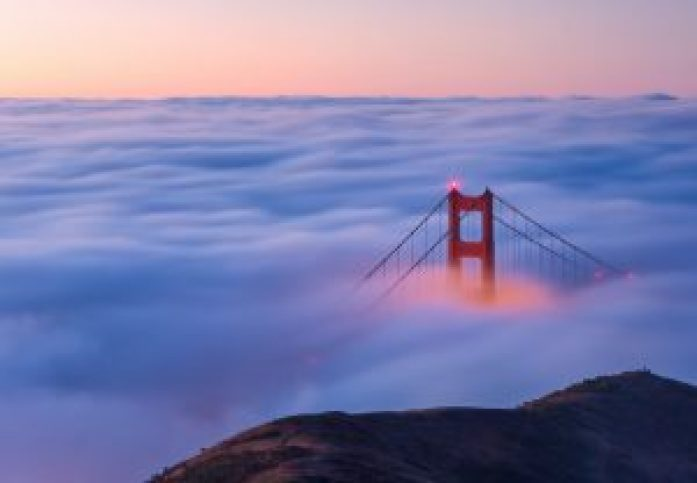 San Francisco, golden gate, français