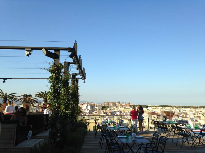 skybar barcelona