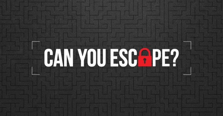 escape game le jeu grandeur nature tendances blook. Black Bedroom Furniture Sets. Home Design Ideas