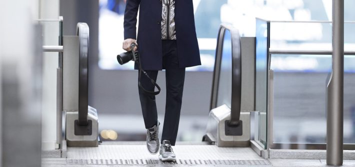 Hogan, chaussures de luxe pour homme
