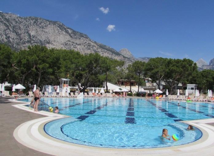 Piscine antalya Nirvana Lagoon Villas Suites & Spa