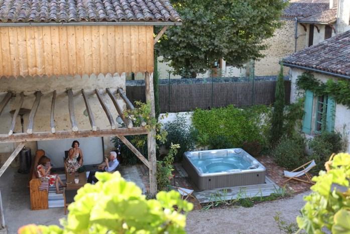 Spa Villandraut - La Cordonnerie - La Route des Vins