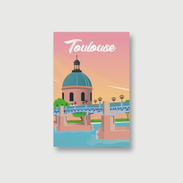 Illustration Toulouse