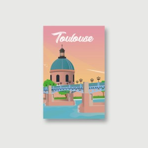Illustration Toulouse