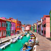 Burano na Itália, a Ilhazinha dos Sonhos #Burano Island - Meet Gorgeous Italy