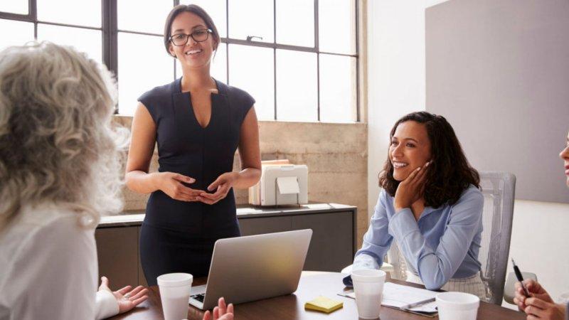Cualidades resaltantes del Liderazgo femenino