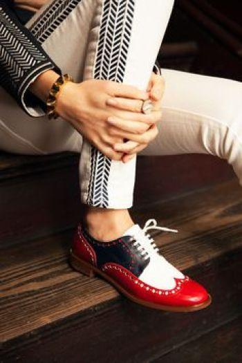 personalidad según los zapatos