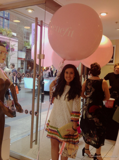 carnaby shopping party