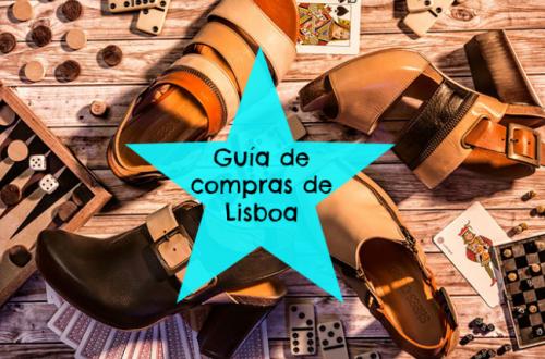 Guía de compras de Lisboa