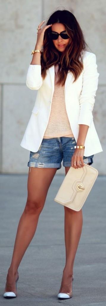 combinar shorts