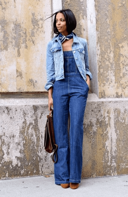 El denim es tendencia
