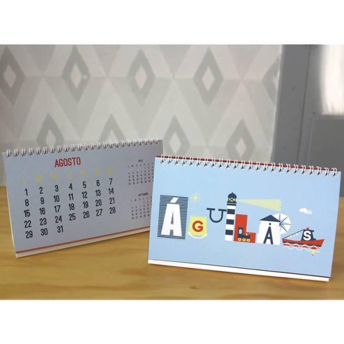 Calendario artesanal
