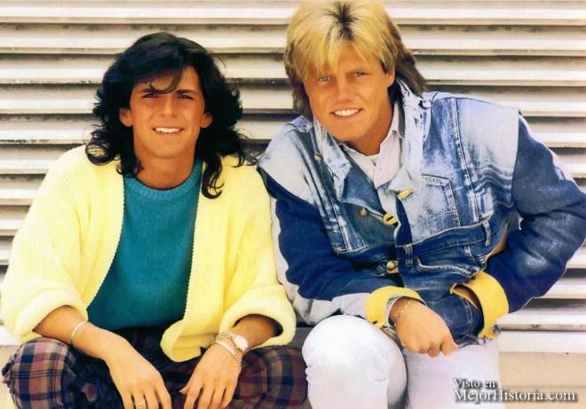 Aquellos maravillosos años 80