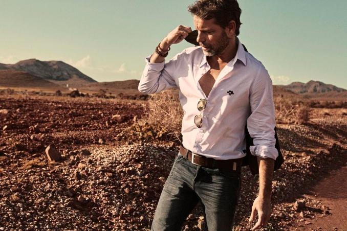 • Decenas de famosos se suman a Mr Musk, la marca de moda masculina