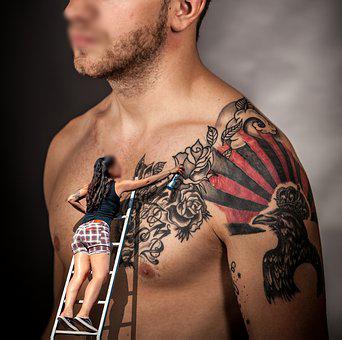Tatuajes zona del cuerpo donde te dolería menos, Tatuajes, zona del cuerpo donde te dolería menos, Tendenciasdebelleza, Tendenciasdebelleza