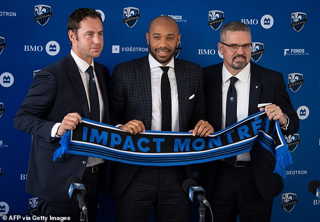 The 43-year-old had to wait 10 months before he was given another managerial job at Montreal