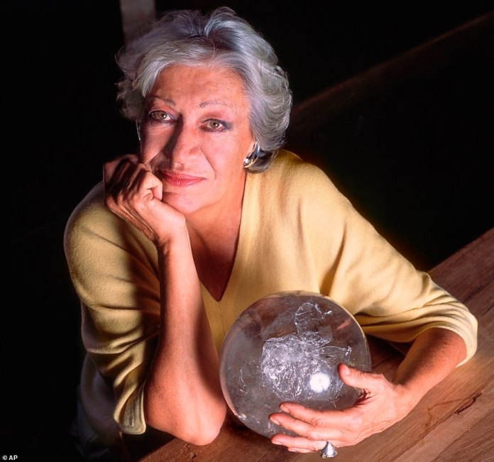 Peretti died in her sleep last Thursday at her home in a small village outside Barcelona, Spain. She was 80 years old