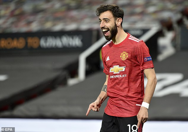 Bruno Fernandes allayed fears he could be burnt out with a virtuso display against Roma