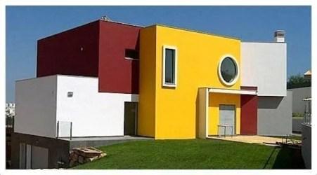 ▷ 40 Fotos e Ideas de COLORES PARA EXTERIORES y FACHADAS DE CASAS 2021 Tendenzias com
