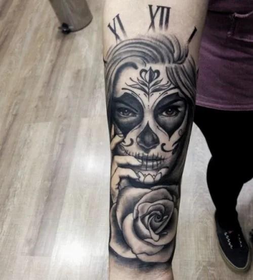 Tatuajes Chicanos 2019 Diseños E Ideas Tendenziascom