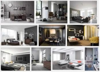 Elegantes Color De Interiores De Casas Novocom top