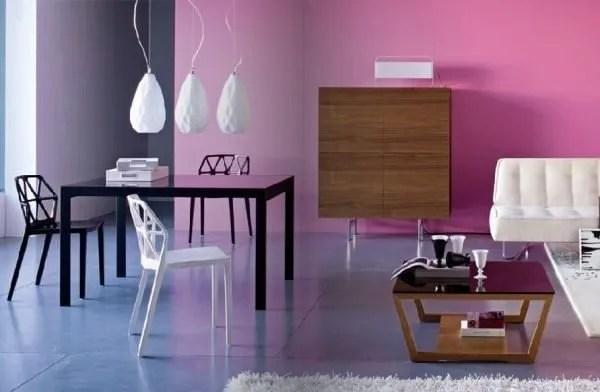 Ideas de colores para el comedor  Tendenziascom