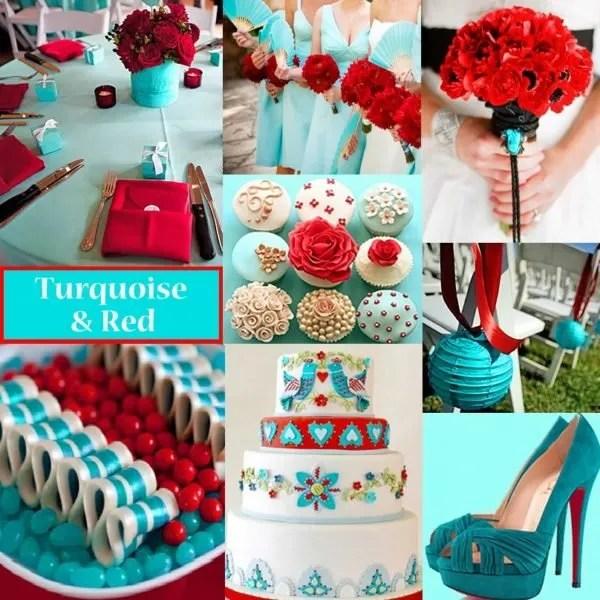 Los colores mas bonitos para decorar bodas en 2019  Tendenziascom