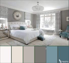 colores casa gris blanco casas claro interior tonos estilo dormitorio bien tendenzias hogar otro ademas mencionado queda muy