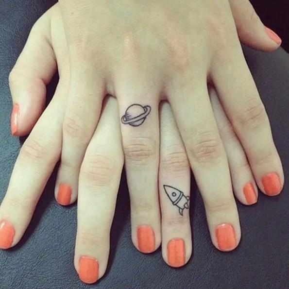 De 50 Diseños De Tatuajes Para Hermanas