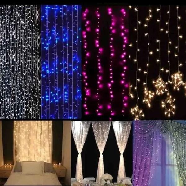 20 fotos de cortinas para Navidad 2019  Tendenziascom
