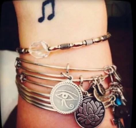 Tatuajes De Notas Musicales Tendenziascom