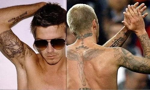 Tatuajes De Futbolistas Tendenziascom