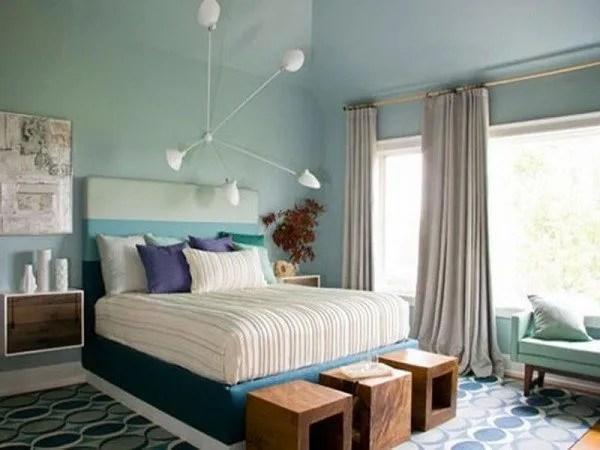 Colores para dormitorios de matrimonio juveniles y pequeos  Tendenziascom