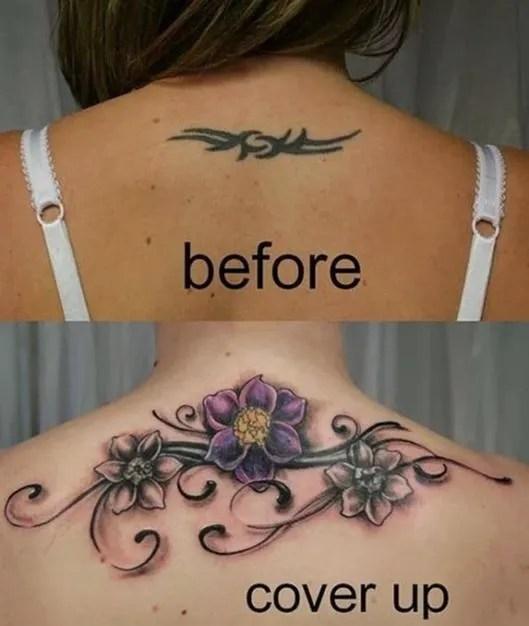 Tatuajes Cover Up Tendenziascom