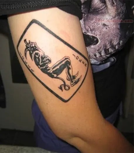 Tatuajes De Joker Tendenziascom