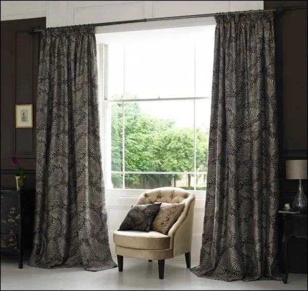 Cmo elegir los modelos de cortinas  Tendenziascom
