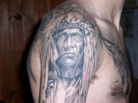 Los Tatuajes De Indios Tendenziascom