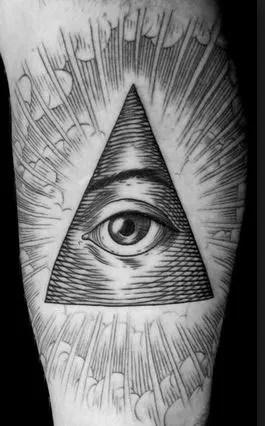 Los Tatuajes De Ojos Tendenziascom