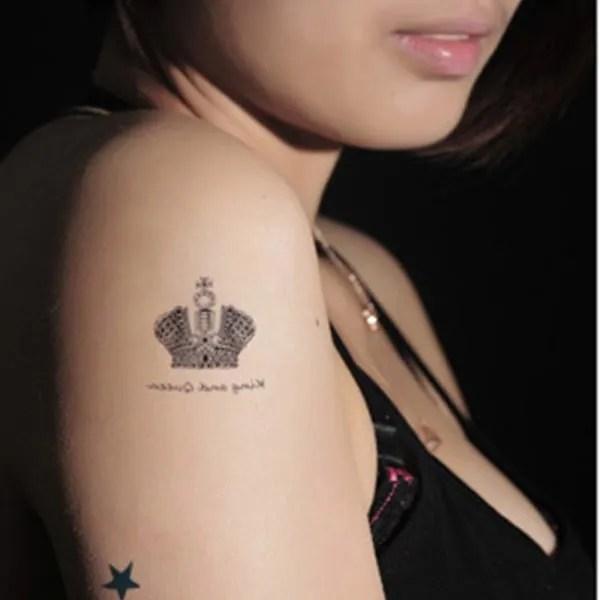 De 20 Fotos De Bonitos Tatuajes De Coronas