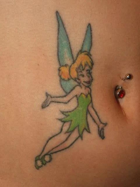 Tatuajes En El Ombligo Tendenziascom