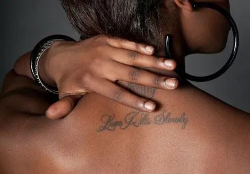 Qué Colores Son Los Mejores Para Los Tatuajes Según El Color De Piel
