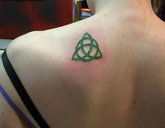 Tatuajes De La Triqueta Símbolo Celta Tendenziascom