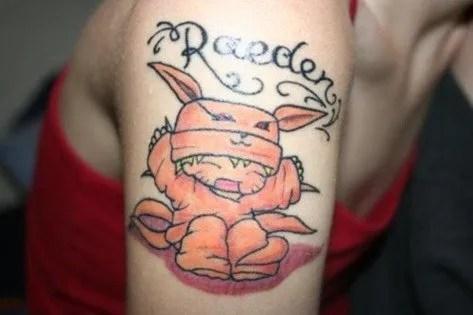 Tatuajes Naruto Tendenziascom