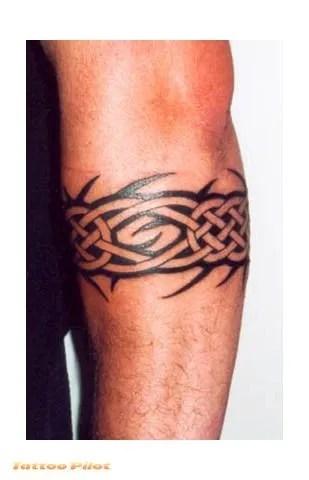 Fotos De Tatuajes Tribales Brazaletes