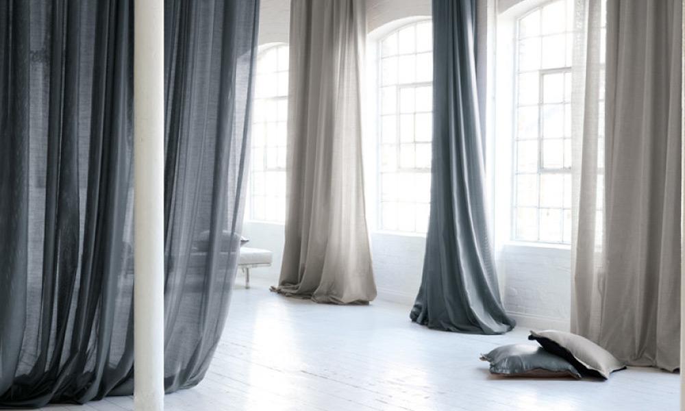 Tende nei preziosi tessuti proposti da dedar, adatte per aree living eleganti. Tende Per Interni Milano E Monza Dell Orto