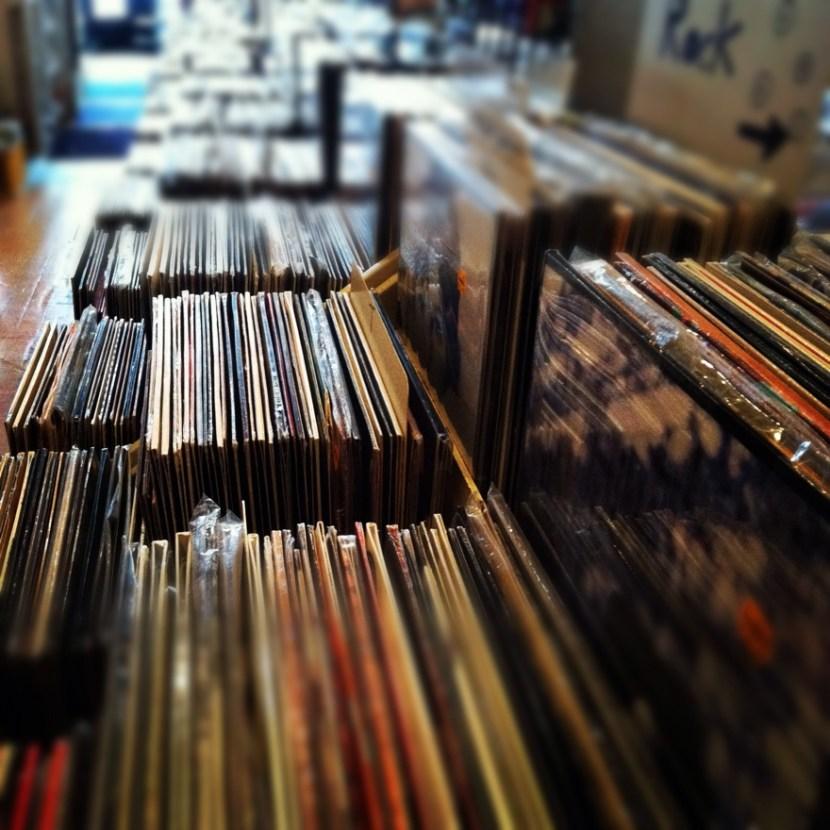 Homer's Records, Omaha, 2012