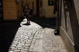 Tourist in Stare Mesto